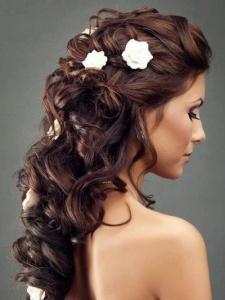Kadeřnické služby, prodlužování vlasů, make-up, svatební ...